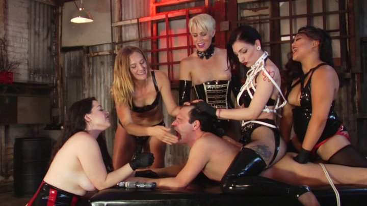 Streaming porn video still #2 from Marcelo: Strapped And Punished