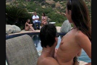 Streaming porn video still #1 from Ass Fucking Tiny Tit Sluts