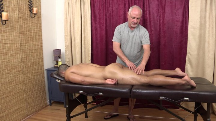 Streaming porn video still #1 from Cruise Collection 124: Porn Stars Massaged