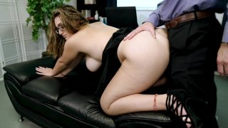 Streaming porn video still #6 from Britt James in Mommy Doesn't Know