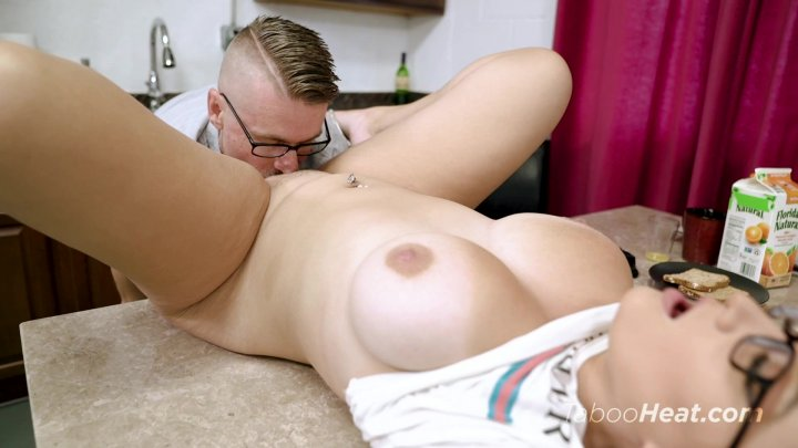 Streaming porn video still #1 from Britt James in Mommy Doesn't Know