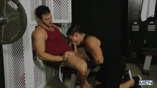Streaming porn video still #4 from Brandon Cody Unleashed