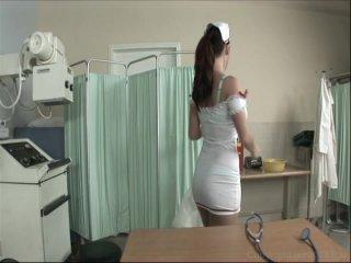 Streaming porn video still #1 from Big Breast Nurses