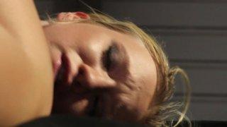 Streaming porn video still #8 from Brett Rossi's Schoolgirl Massacre