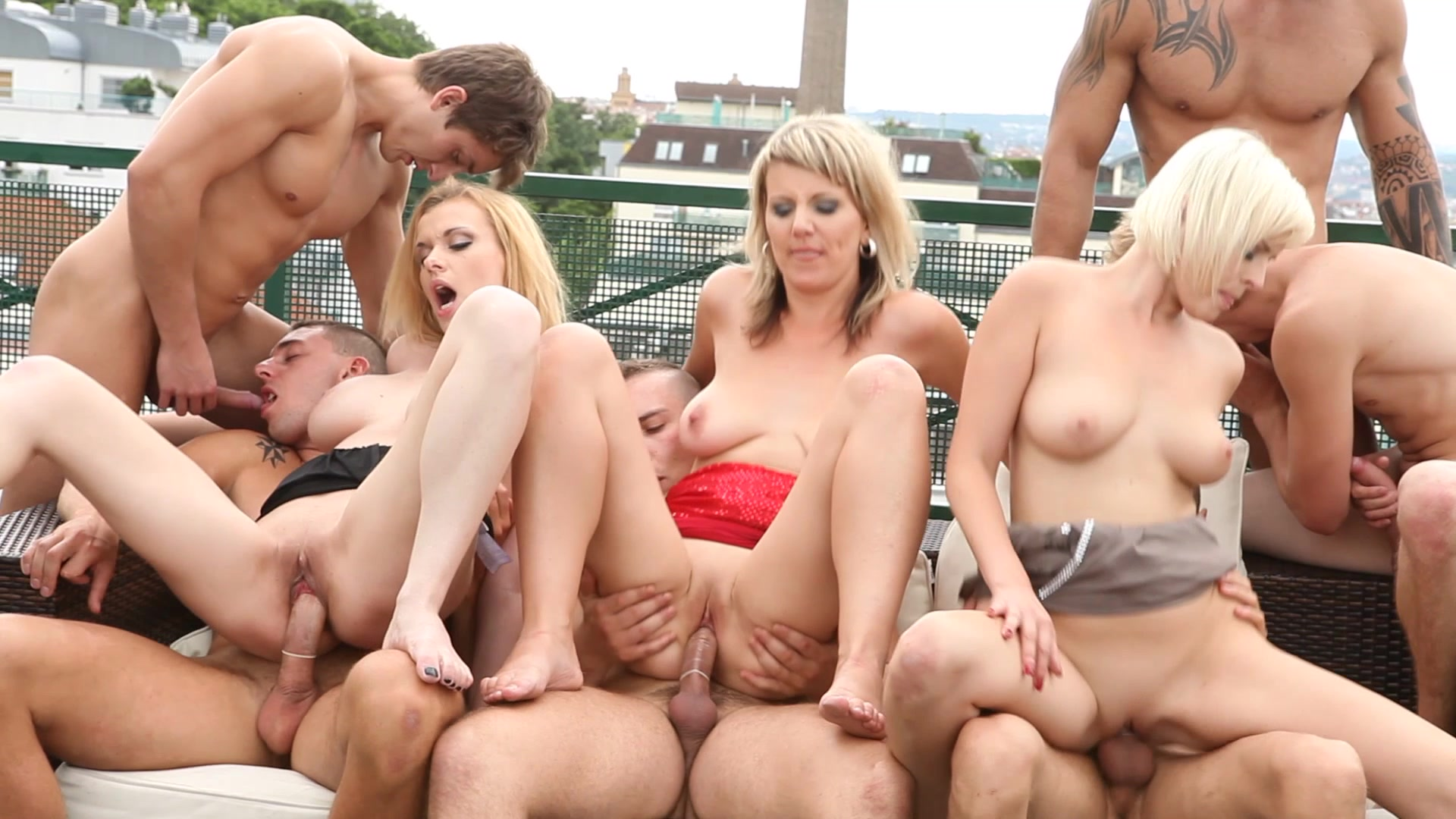Cant extreme orgy sex butt wife forced