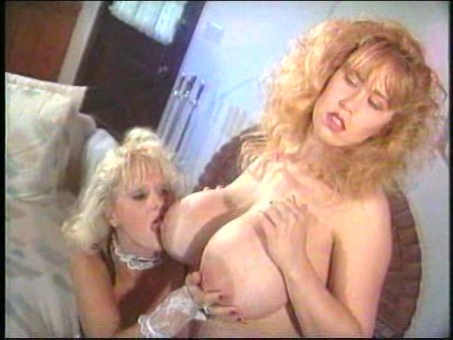 Streaming porn video still #4 from Boobsville's Double D Divas 2