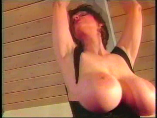 Streaming porn video still #7 from Boobsville's Double D Divas 2