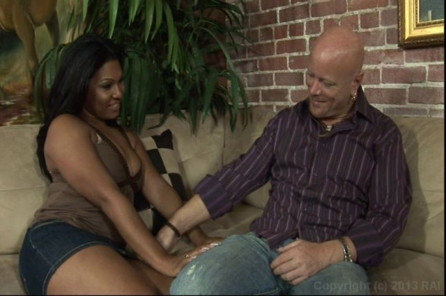 Streaming porn video still #1 from Transsexual Babysitters 8