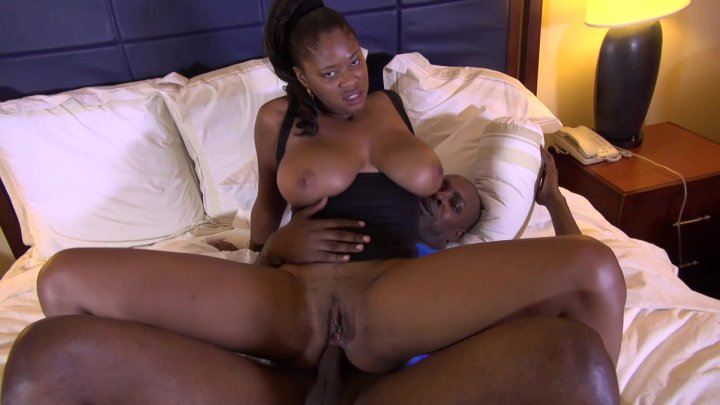 Streaming porn video still #5 from Big Black Ass Movie, The