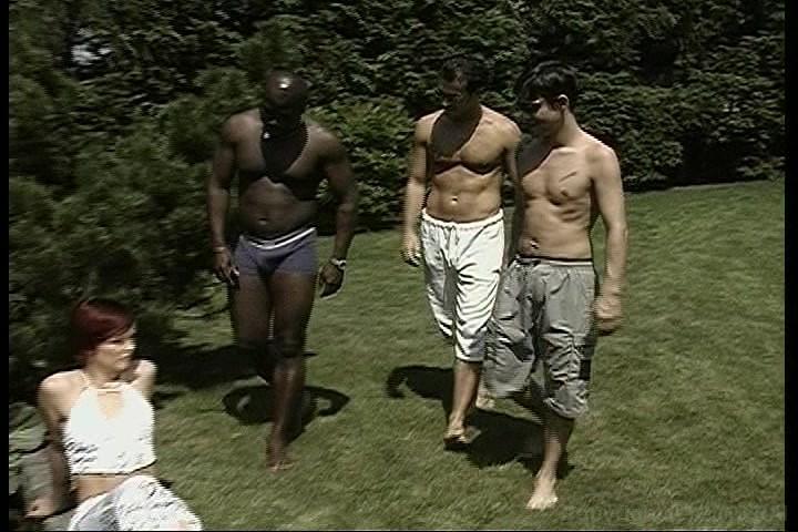Courtney thorne smith naked sucking dick