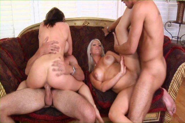 Streaming porn video still #2 from Wife Switch Vol. 18