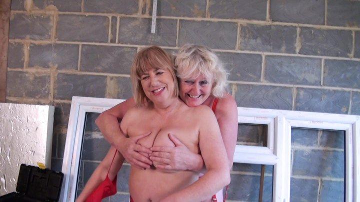 Streaming porn video still #3 from Granny's Secret Videos