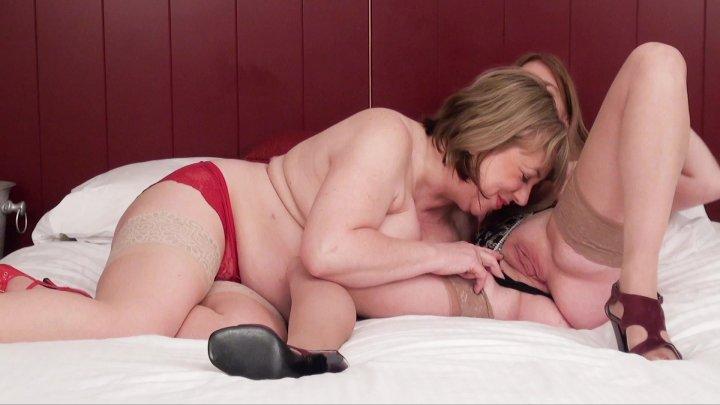 Streaming porn video still #4 from Granny's Secret Videos