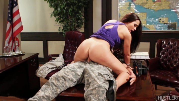 Streaming porn video still #1 from General Goes All In, The