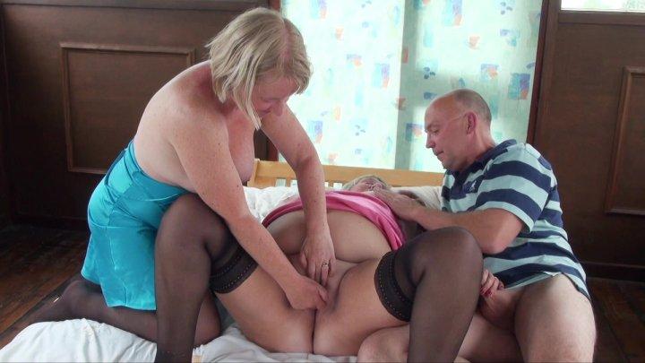 Streaming porn video still #2 from Granny's Filthy Fuck Parties