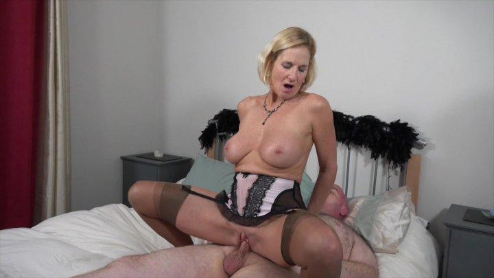 Streaming porn video still #4 from Granny's Filthy Fuck Parties