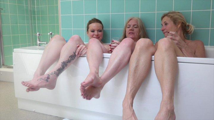 Streaming porn video still #5 from Granny's Filthy Fuck Parties