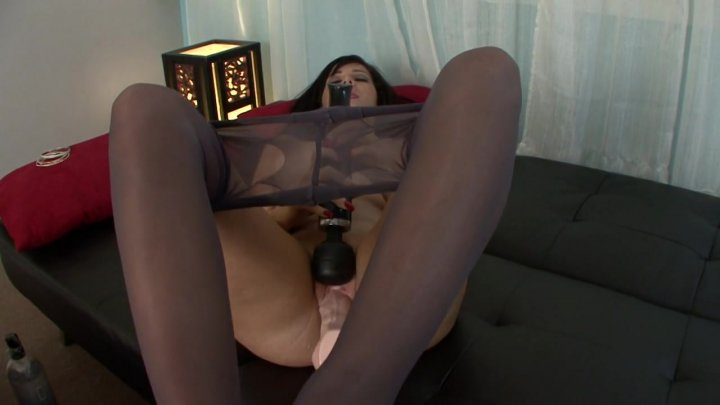 Streaming porn video still #1 from Pantyhose Pops 3
