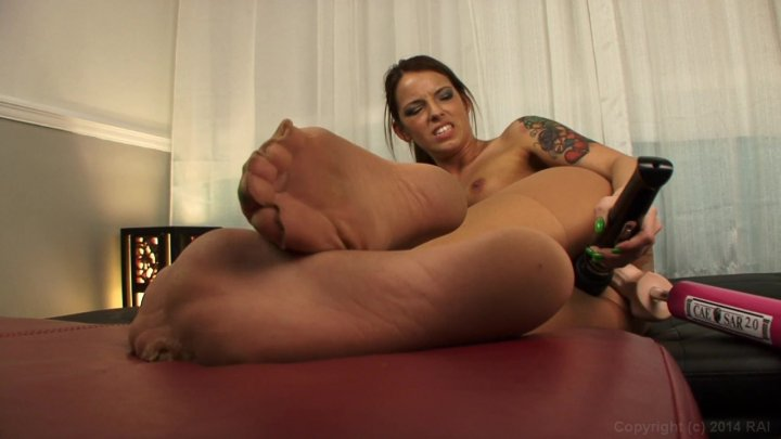 Streaming porn video still #1 from Pantyhose Pops 4