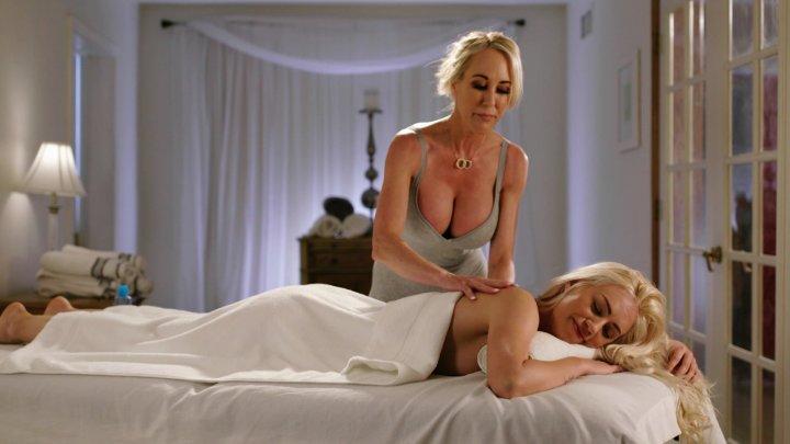 Streaming porn video still #1 from Lesbian Massage Vol. 4