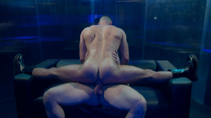 Streaming porn video still #3 from Rocco Steele's Barcelona Underground