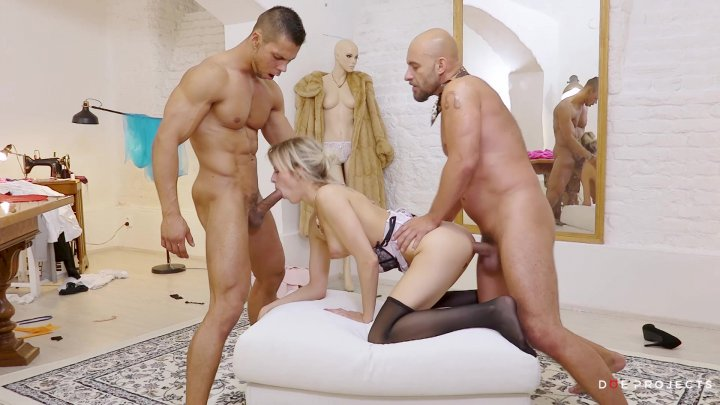 Streaming porn video still #2 from Slutty Couture