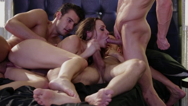 Streaming porn video still #4 from Wicked's Best Orgies - Wicked 4 Hours