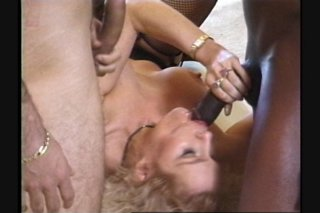 Streaming porn scene video image #1 from Big boobs babe gangbang