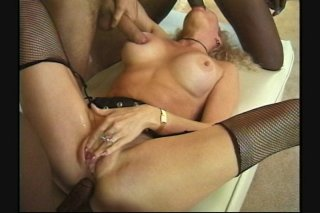 Streaming porn scene video image #4 from Big boobs babe gangbang