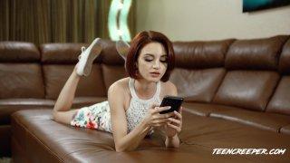 Streaming porn video still #6 from Teen Creeper: Lola Faye