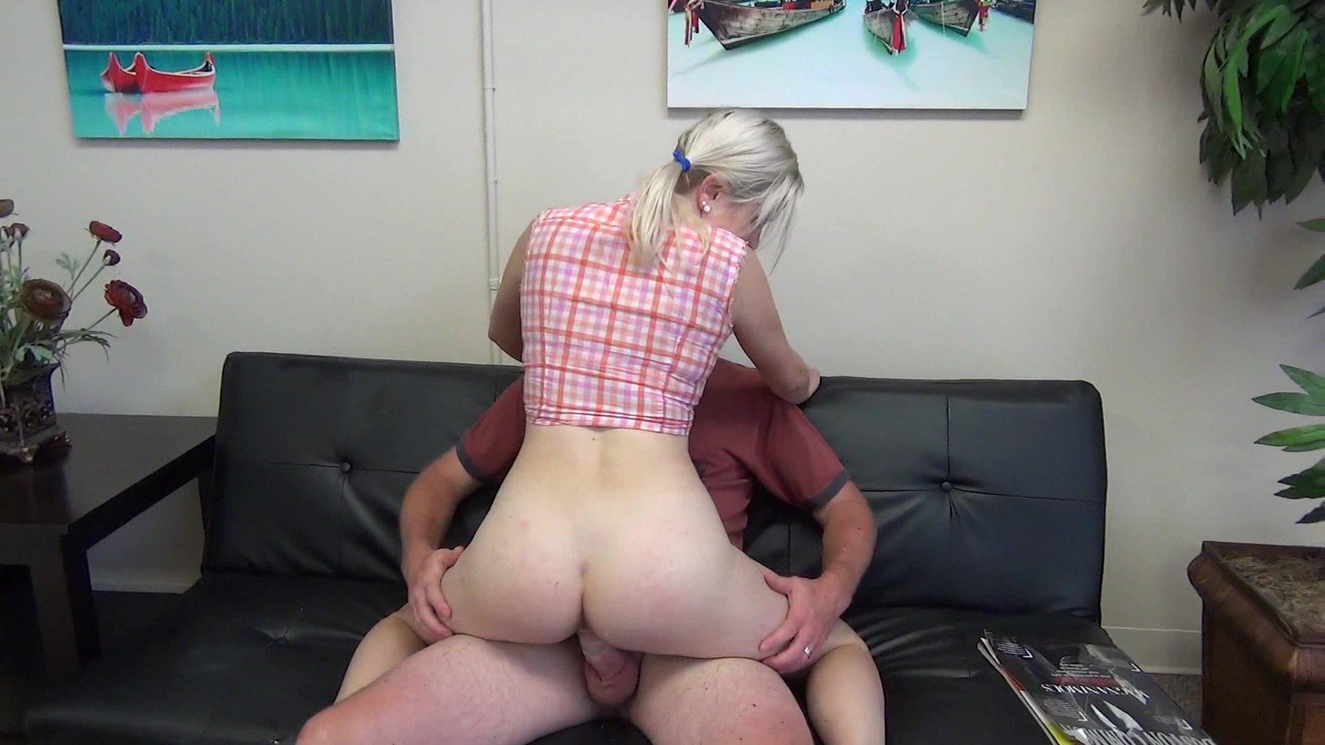 Busty Blond Pornstar Daisy Aka