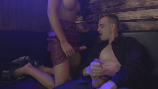 Streaming porn video still #3 from My Transsexual Stepsister