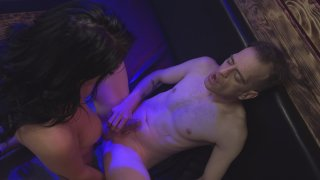 Streaming porn video still #6 from My Transsexual Stepsister