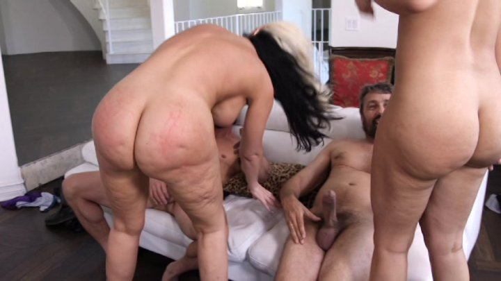 Wife swoop orgy-6558