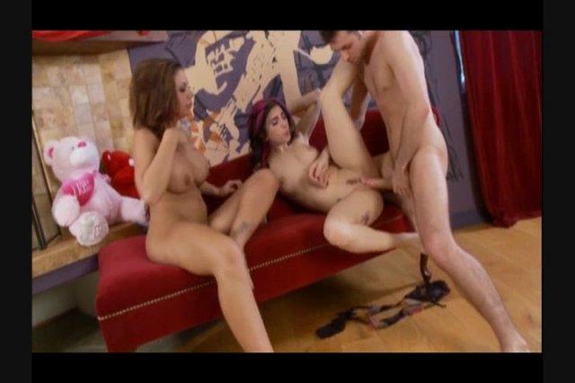 Streaming porn video still #3 from Joanna Angel Ass-Fucked
