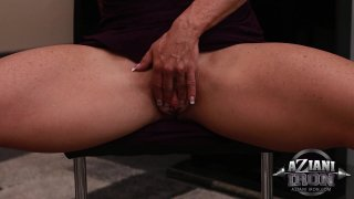 Streaming porn video still #3 from Aziani's Iron Girls 7