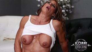 Streaming porn video still #8 from Aziani's Iron Girls 7