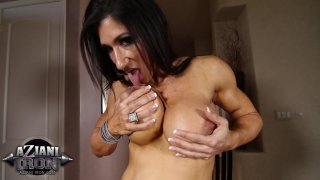 Streaming porn video still #4 from Aziani's Iron Girls 7
