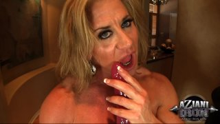 Streaming porn video still #6 from Muscle MILFs Vol. 3