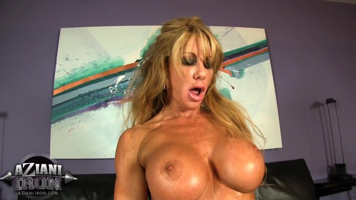 Streaming porn video still #1 from Muscle MILFs Vol. 3