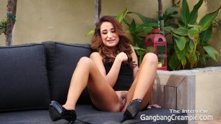 Streaming porn video still #1 from Gangbang Creampie First Timers Vol. 2