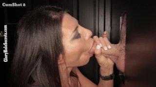 Streaming porn video still #4 from Gloryhole Secrets: Toni Vs Makayla: MILF Edition 2