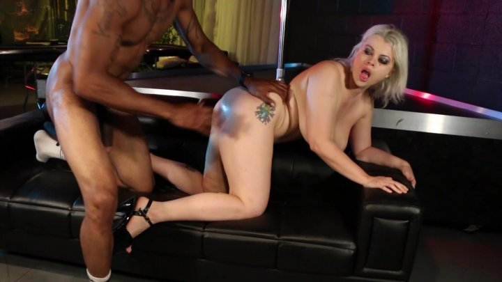 Streaming porn video still #4 from Begging for a BBC