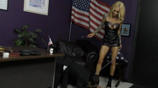 Streaming porn video still #2 from FemDom Ass Worship 37