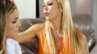 Streaming porn video still #2 from Military Wives
