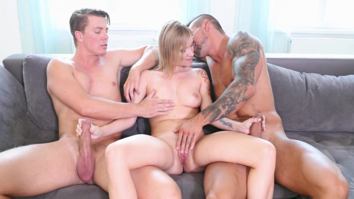 Streaming porn video still #1 from Join Me For A Threesome 5