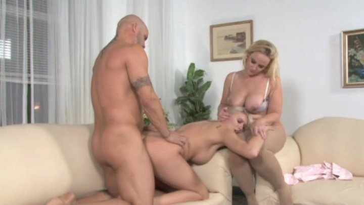 Streaming porn video still #6 from Twisted Threesomes 4