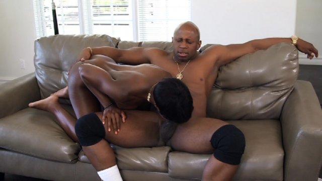 Streaming porn video still #1 from Black Babysitters 3