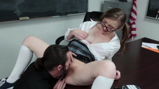 Streaming porn video still #3 from Teacher Dominations