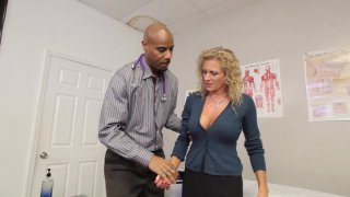 Streaming porn video still #1 from Paging Dr. Stone
